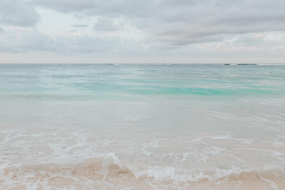 Sesja narzeczenska na plazy